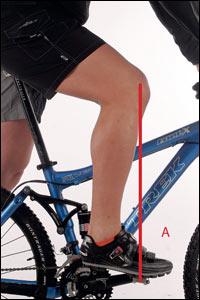 medida perna