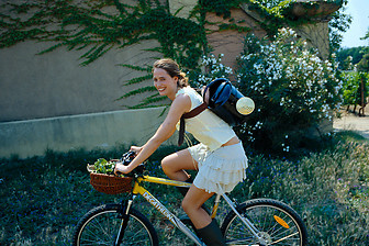 a histótia da bike no Basil